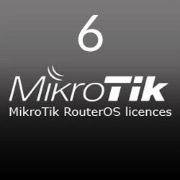 Mikrotik RouterOS Controller Level 6 (SWL6)