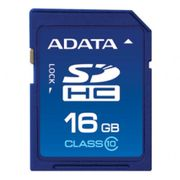 SD A-Data 16 GB Class 10