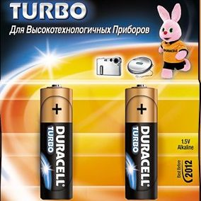 Duracell (AA)