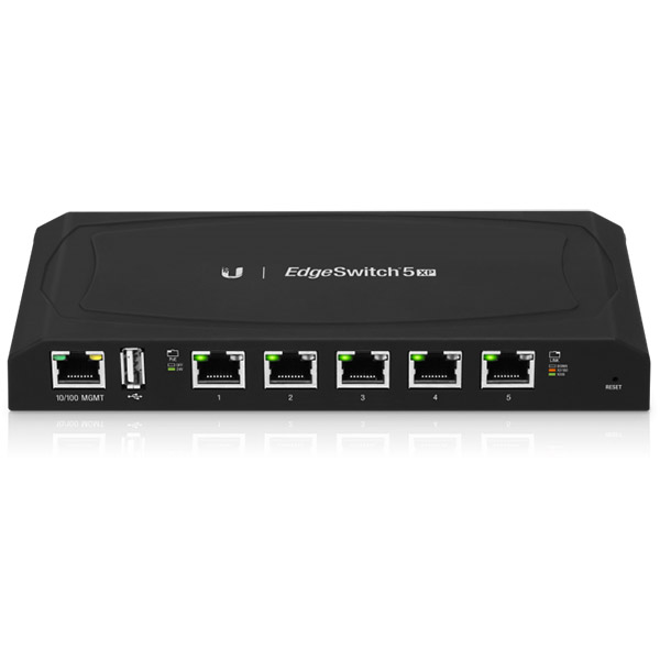 Ubiquiti EdgeSwitch 5 XP (ES-5XP-EU) 2